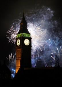 Как празднуют Новый год в Англии