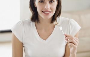 Вкусная еда против депрессии