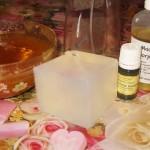 Ингредиенты для мыла хризантема с медом