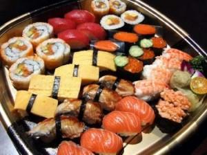 Национальные блюда Японии