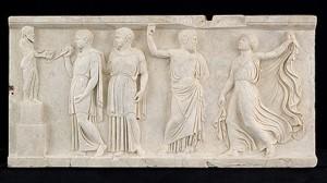В Эрмитаже представили античные сокровища