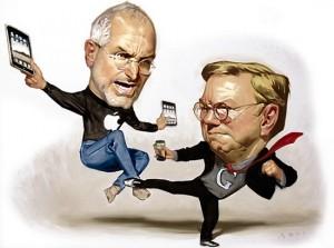 Стив Джобс был против Android