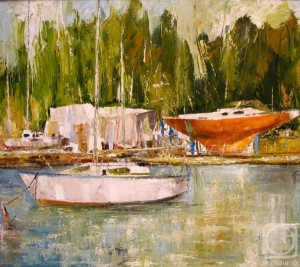 Первый в мире яхт-клуб