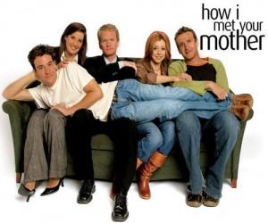 Сериал «Как я встретил вашу маму»