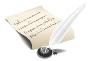 Как правильно писать стихи