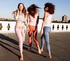 Какие джинсы будут на пике моды в 2012 году?