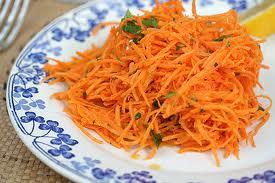 Морковь по-французски