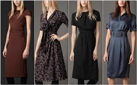Какие платья в моде?