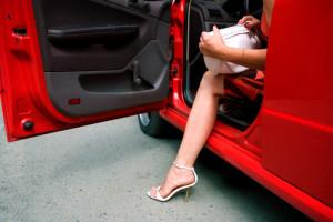 Автомобиль для женщины. Каким он должен быть?