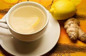 Топ-3 рецептов имбирного чая