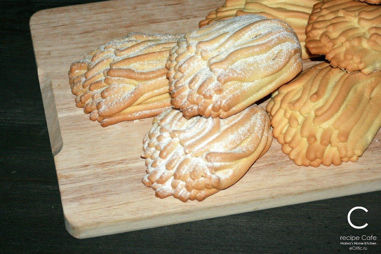 Печенье хризантемы через мясорубку видео